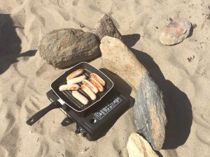 Gadget Yellowstone Portable Gas Stove