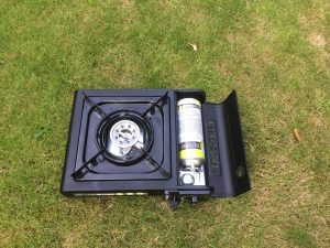 the Yellowstone Portable Gas Stove.