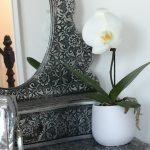 An Old Fashioned Dressing Table for a New Modern Space