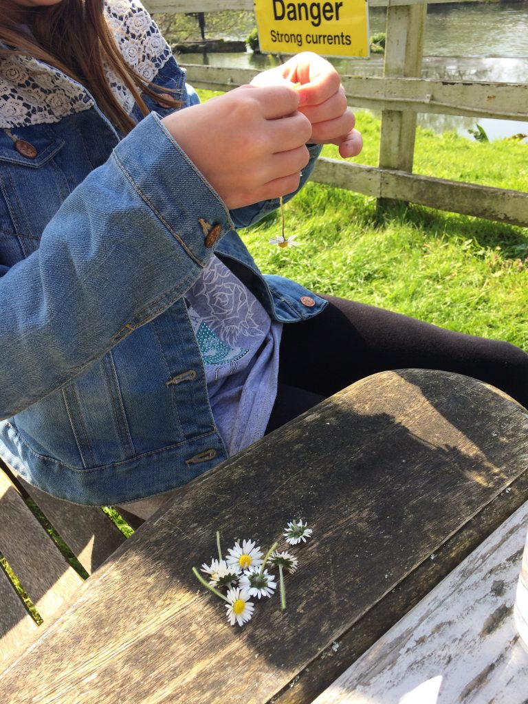 Making Daisy Chains