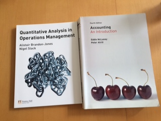 Accounting. Quantitative Analysis
