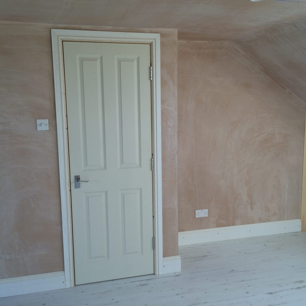 Doors and skirting boards