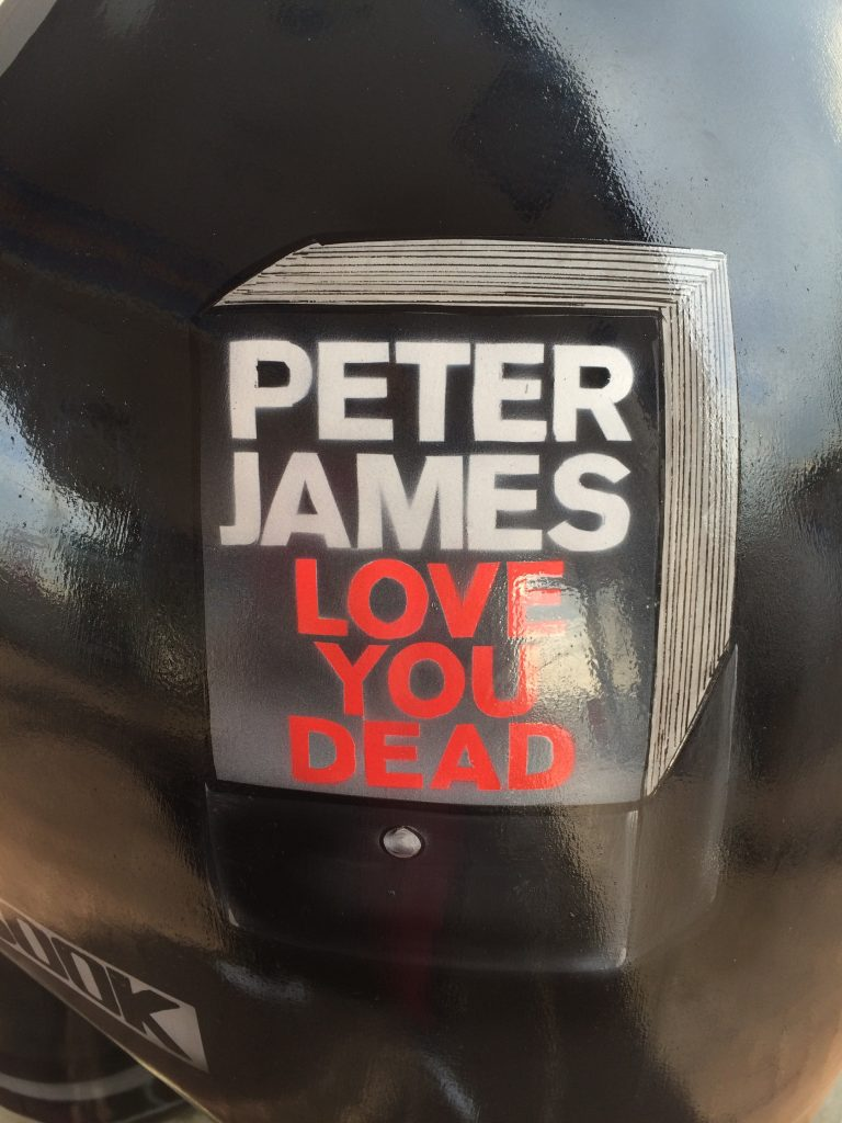 Peter James Snowdog