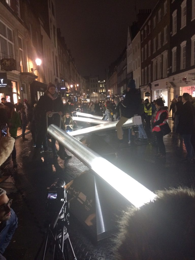 London Light Festival
