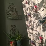 Dining Room Makeover – Ivory to Dark Green