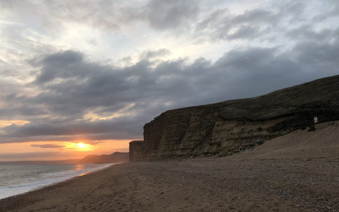Holidaying on the Set of Broadchurch, Dorset